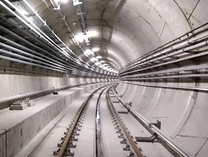 Metro Warszawskie – Linia II. Część zachodnia.